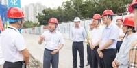 沈晓明调研省会城市十大公共文化设施项目规划建设情况 - 海南新闻中心