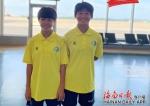 海南琼中女足两球员入选全国U14训练营 - 海南新闻中心