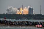 天和核心舱发射成功 中国空间站在轨组装建造全面展开 - 中新网海南频道