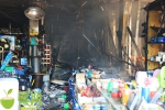 浓烟滚滚!三亚一五金店失火,过火面积50平方米…… - 海南新闻中心