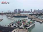 """海口全力保障""""五一""""假期秀英港、新海港过海顺畅 琼州海峡航次已增至230班次 - 海南新闻中心"""